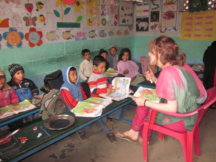 Education Volunteer - Pokhara