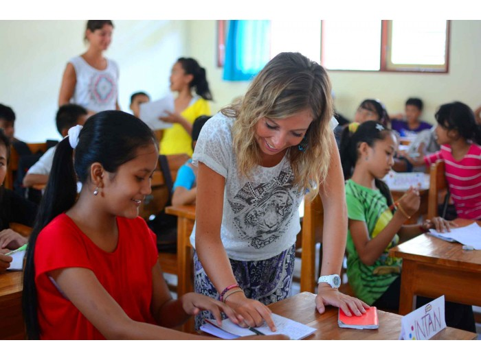 Bali Teaching Volunteer