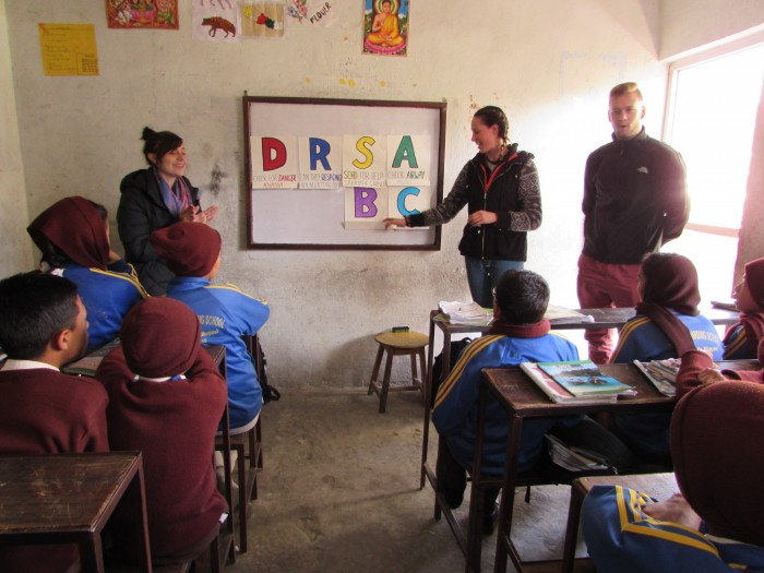Education Volunteer - Kathmandu